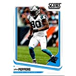 ce877b6d4 Julius Peppers Certified 2009 Carolina Panthers Fabric of the Game ...