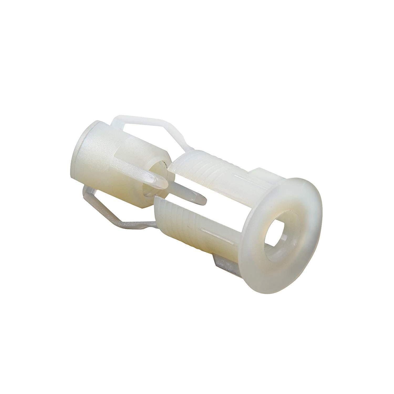 Lopbinte Tornillos De Bisagras De Asiento De Inodoro Fijacion De Agujeros De Wc Facil Instalacion Paquete De 2