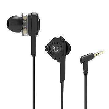 Auriculares Hellodigi® de Doble Controlador dinámico para ...