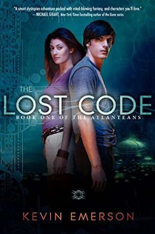 The Lost Code Atlanteans Book 1 By Kevin Emerson