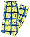 Despicable Me Minion Blocks Knit Graphic Sleep Lounge Pants