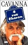 4 rue Choron par Cavanna