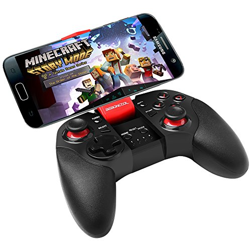 best BEBONCOOL Bluetooth Game Controller with Clip for