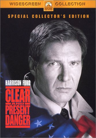 Clear and Present Danger (Special Collector's - Tom Miguel Ford