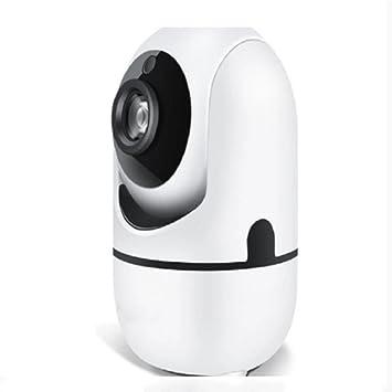 wly&home IP WiFi P2P Cámara Video Vigilancia Nocturna HD,Cámara interior de seguridad con visión