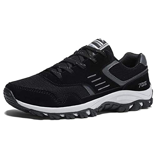 Zapatillas De Senderismo para Hombre Zapatillas Ligeras Antideslizantes Ligeras para Caminar Al Aire Libre Explorer Explorer: Amazon.es: Zapatos y ...
