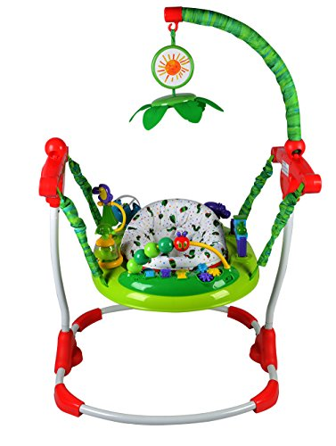 Read About Creative Baby Eric Carle The Very Hungry Caterpillar Activity Jumper