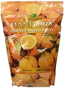 Nature's Finest Mandarin Orange Dried Fruit 20 oz.