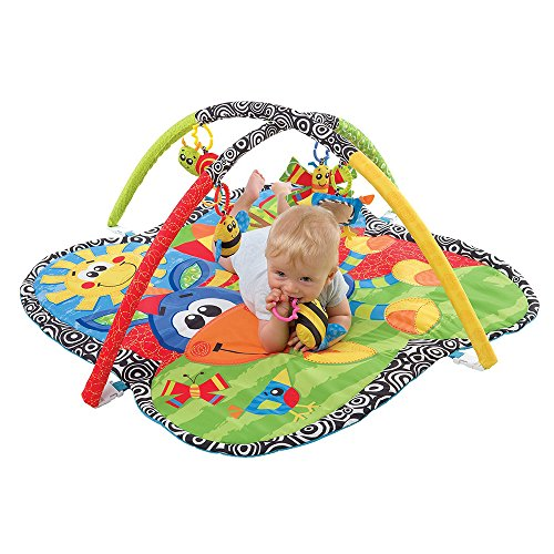 Playgro Clip Clop Activity Gym for baby infant toddler children 0182618, Playgro is Encouraging Imagination with STEM/STEM for a bright future – Great start for a world of learning Review