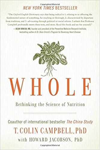 colin campbell book - whole