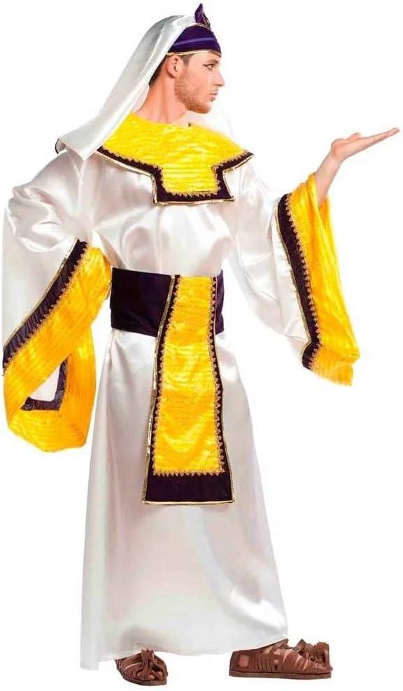 chiber Disfraces Disfraz de Faraón Ramsés (Talla S (Pequeña ...