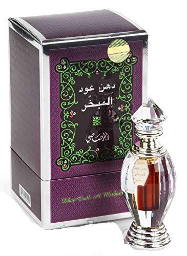 Rasasi Dhan Oudh Al Mubakhar for Men and Women (Unisex) CPO - Concentrated Perfume Oil (Attar) 3 Ml (0.1 oz)