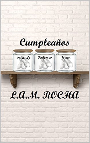 Amazon.com: CUMPLEAÑOS (Spanish Edition) eBook: L.A.M. ROCHA ...