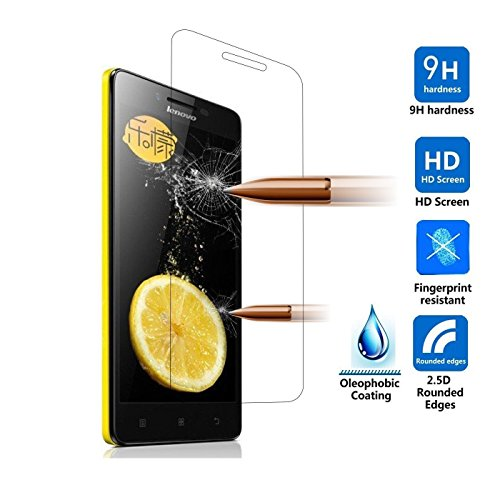 Tempered Glass for Lenovo A7000 (Clear) - 2