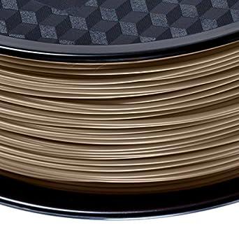 Paramount 3d flexpla (Pantone Militar Caqui 7530 C) filamento de 1 ...