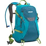 Camelbak Women's Trinity Hydration Pack (100-Ounce/ 1525 Cubic-Inch, Caneel Bay/Lyon's Blue), Outdoor Stuffs