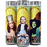 My Pen15 Club Dorothy, Elphaba and Glinda Wizard of Oz Celebrity Prayer Candle Set