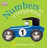 Giant Flaps Numbers Are Everywhere, DK Publishing, 0756617634