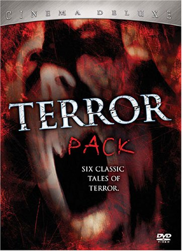 Cinema Deluxe Terror Pack: The Baby/Crucible of Terror/Psychomania/The House of Seven Corpses/Horror Express/The Mad Bomber