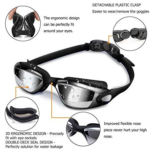 6ee74be9c23c Zerhunt Swim Goggles