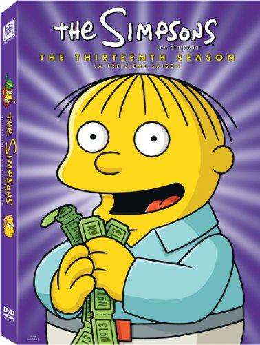 the simpsons season 13 - 4