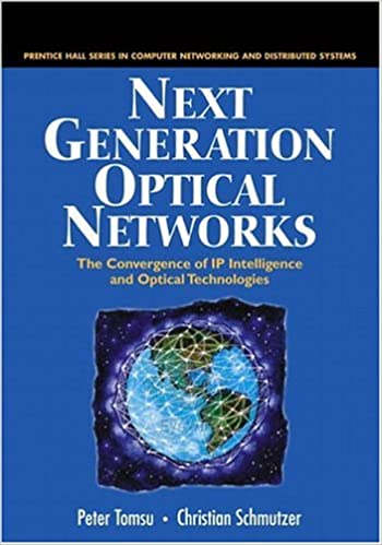 The Convergence of IP Intelligence and Optical Technologies Next Generation Optical Networks