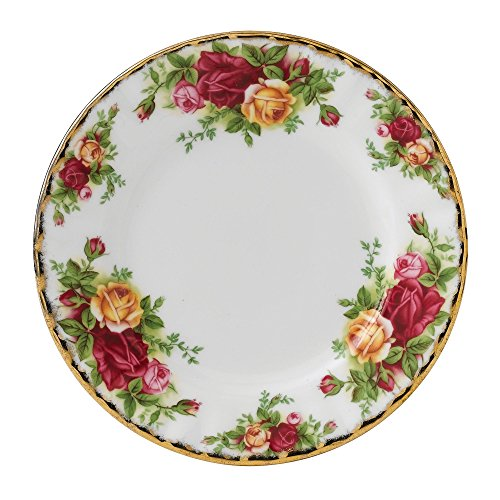 Royal Albert Old Country Roses Bread and Butter Plate (China Bread Plate)