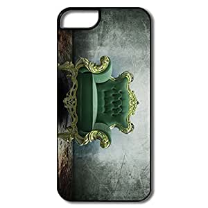 Section Green Armchair IPhone 5/5s Case For Him