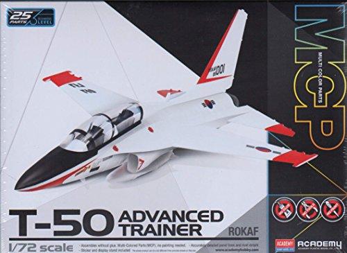 アカデミー 1/72 ROKAF T-50 Advanced trainer