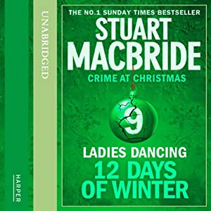 Twelve Days of Winter: Crime at Christmas (9) - Ladies Dancing Audiobook