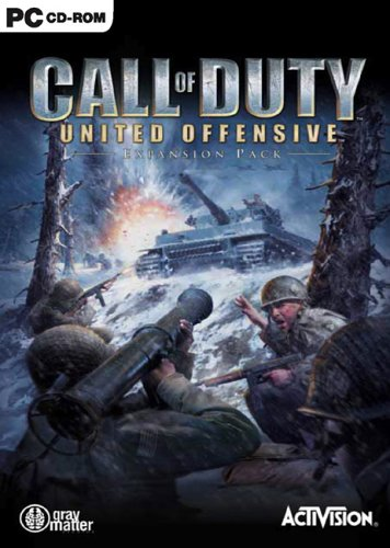 Call of Duty: United Offensive Expansion Pack PS4 PC Xbox360 PS3 Wii Nintendo Mac Linux