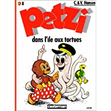 PETZI T08 : DANS L'ÎLE AUX TORTUES