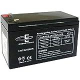 Batterie au ploMB étanche 7Ah EnergyTeam 12 V