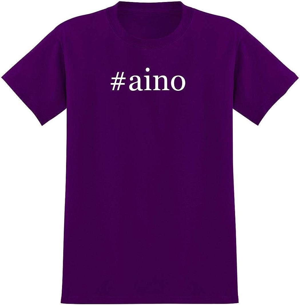 #aino - Soft Hashtag Men's T-Shirt 510HRp-afYL