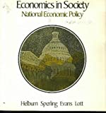 img - for National economic policy, (Economics in society) book / textbook / text book