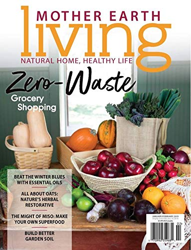 Best Price for Mother Earth Living Magazine Subscription