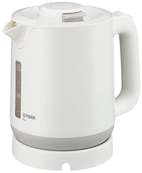 Tiger steam-less electric kettle
