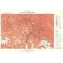 Historic Map | 1910 Geological Map of the Flat River - Leadwood Areas | Missouri Bureau of Geology and Mines