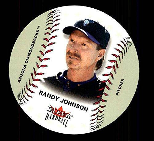 (2003 Fleer Hardball Discs Arizona Diamondbacks Team Set No SP 8)