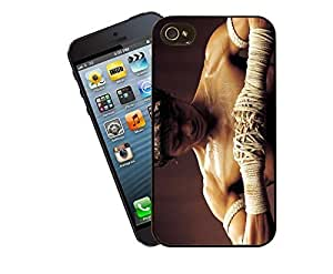 Eclipse Gift Ideas Martial Arts - Muay Thai Phone Case Design For iPhone 5 / 5s - Cover