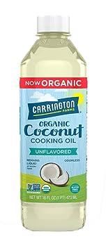 Carrington Farms Gluten-free 16-oz Coconut Oil