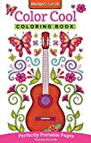 Color Cool Coloring Book: Perfectly Portable Pages (On-the-Go! Coloring Book)