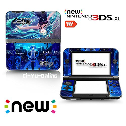 [new 3DS XL] Hatsune Miku #10 Limited Edition - Hatsune Miku Video Game