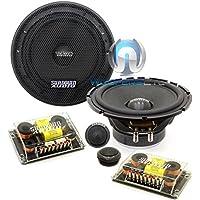 SA-6.5 CS V.2 - Sundown Audio 6.5 100W RMS Component Speakers System