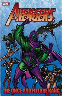 marvel comics kang