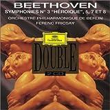 """Beethoven : Symphonies n° 3 """"Héroïque"""", n° 5, n° 7 et n° 8"""