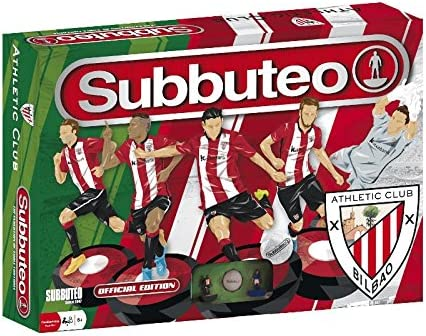 Subbuteo - Playset Athletic Club de Bilbao (Eleven Force 81113 ...