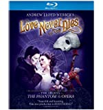 NEW Andrew Lloyd Webber - Love Never Dies (Blu-ray)