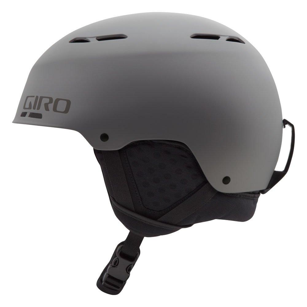 Giro 2013/14 Combyn Winter Snow Helmet (Matte Titanium - M) by Giro