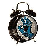 Santa Cruz Screaming Hand Alarm Clock, Black, One Size, Sanactscacclosha